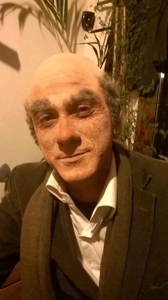 Make up & Special Effects Boris Stampfli Old man 2