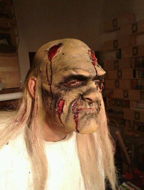 Make up & Special Effects Boris Stampfli Zombie