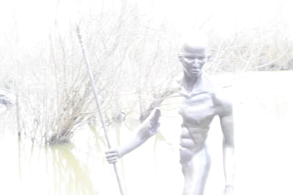 Warrior I Light Boris Stampfli